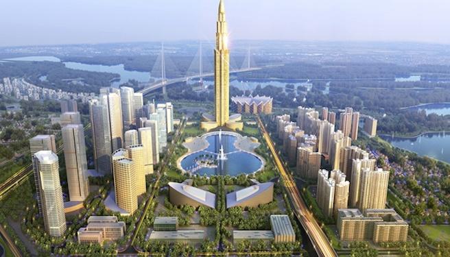 Thành phố thông minh 4 tỷ USD hiện đại nhất Đông Nam Á tại Hà Nội tầm vóc cỡ nào? 1