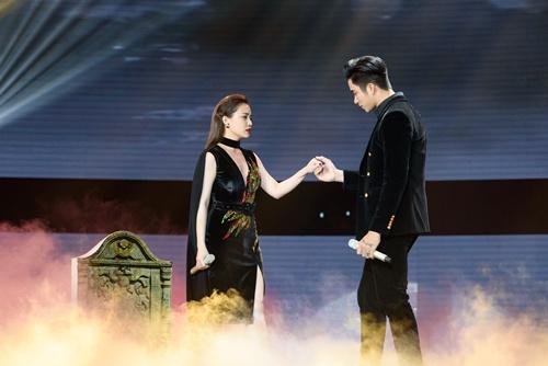 Cặp đôi hoàn hảo trữ tình và Bolero tập 9: Giang Hồng Ngọc - Mạnh Đồng giành chiến thắng 4