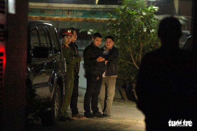 Nóng: Cơ quan điều tra tiến hành khám xét nhà ông Đinh La Thăng 2