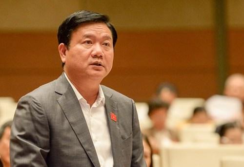 Nóng: Ông Đinh La Thăng bị tạm đình chỉ nhiệm vụ đại biểu QH 2