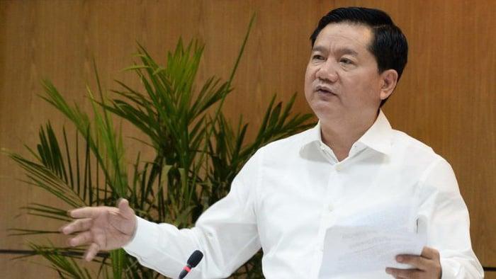 Ông Đinh La Thăng bị khởi tố và bắt tạm giam 1