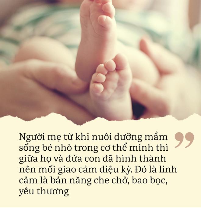 Khi sợi dây linh cảm của mẹ không còn, đó là hết hy vọng 4