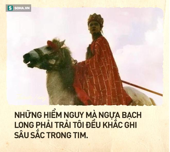 Cái kết thê thảm của chú ngựa Bạch Long Mã phim Tây Du Ký bản 1986 (P2) 2