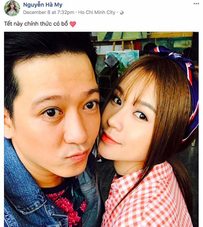 Rộ tin Trường Giang chia tay Nhã Phương, hẹn hò hot girl Sam 2