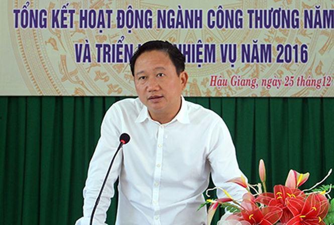 Loạt sai phạm của ông Trịnh Xuân Thanh dưới thời ông Đinh La Thăng 1