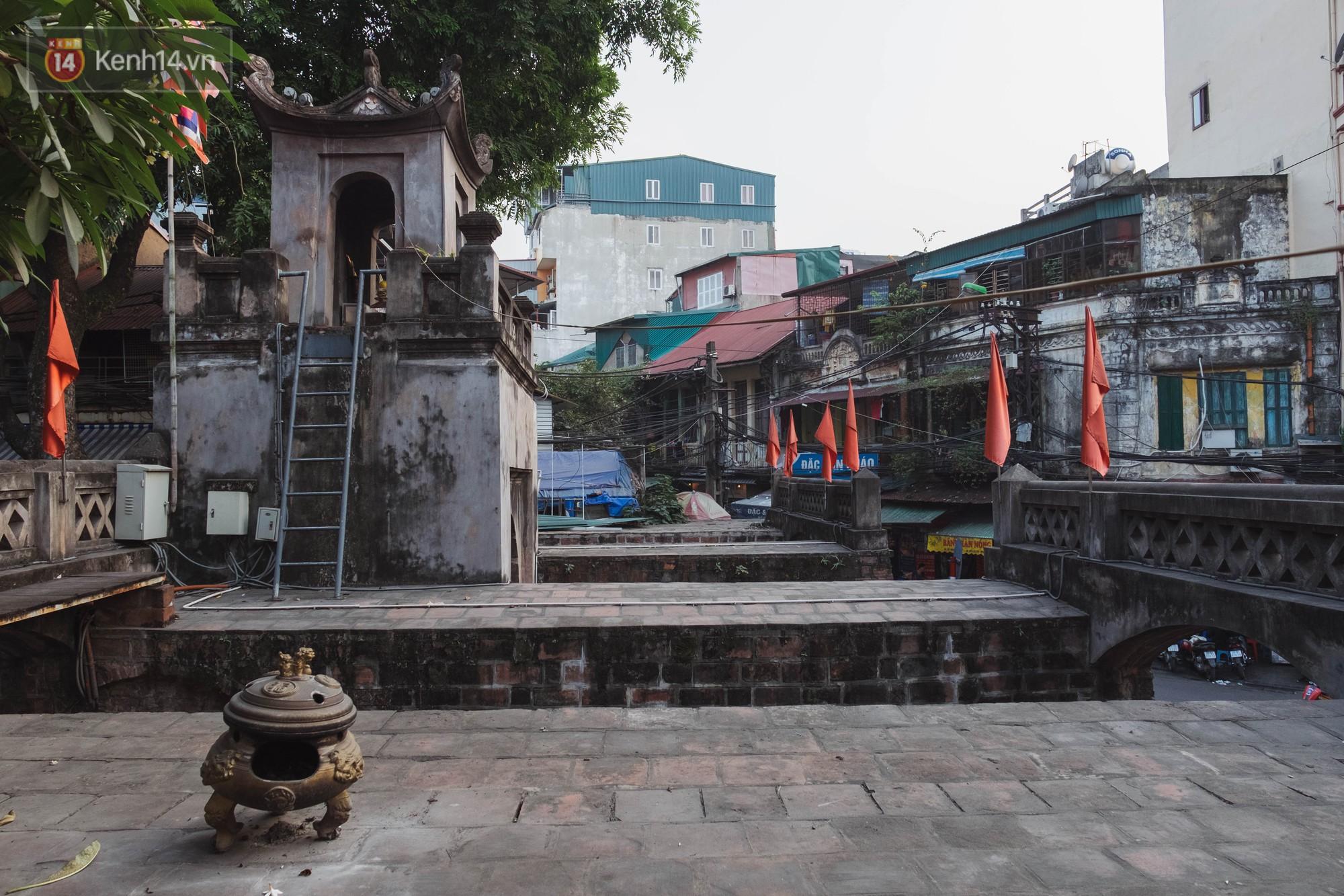 Chuyện người đàn ông ở Hà Nội 20 năm canh giữ cửa ô duy nhất còn lại của kinh thành Thăng Long xưa 6