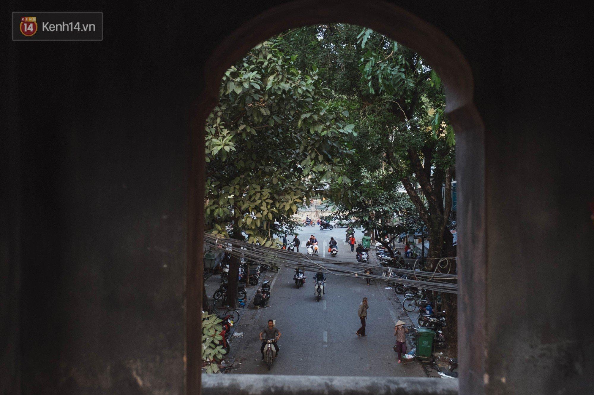 Chuyện người đàn ông ở Hà Nội 20 năm canh giữ cửa ô duy nhất còn lại của kinh thành Thăng Long xưa 4