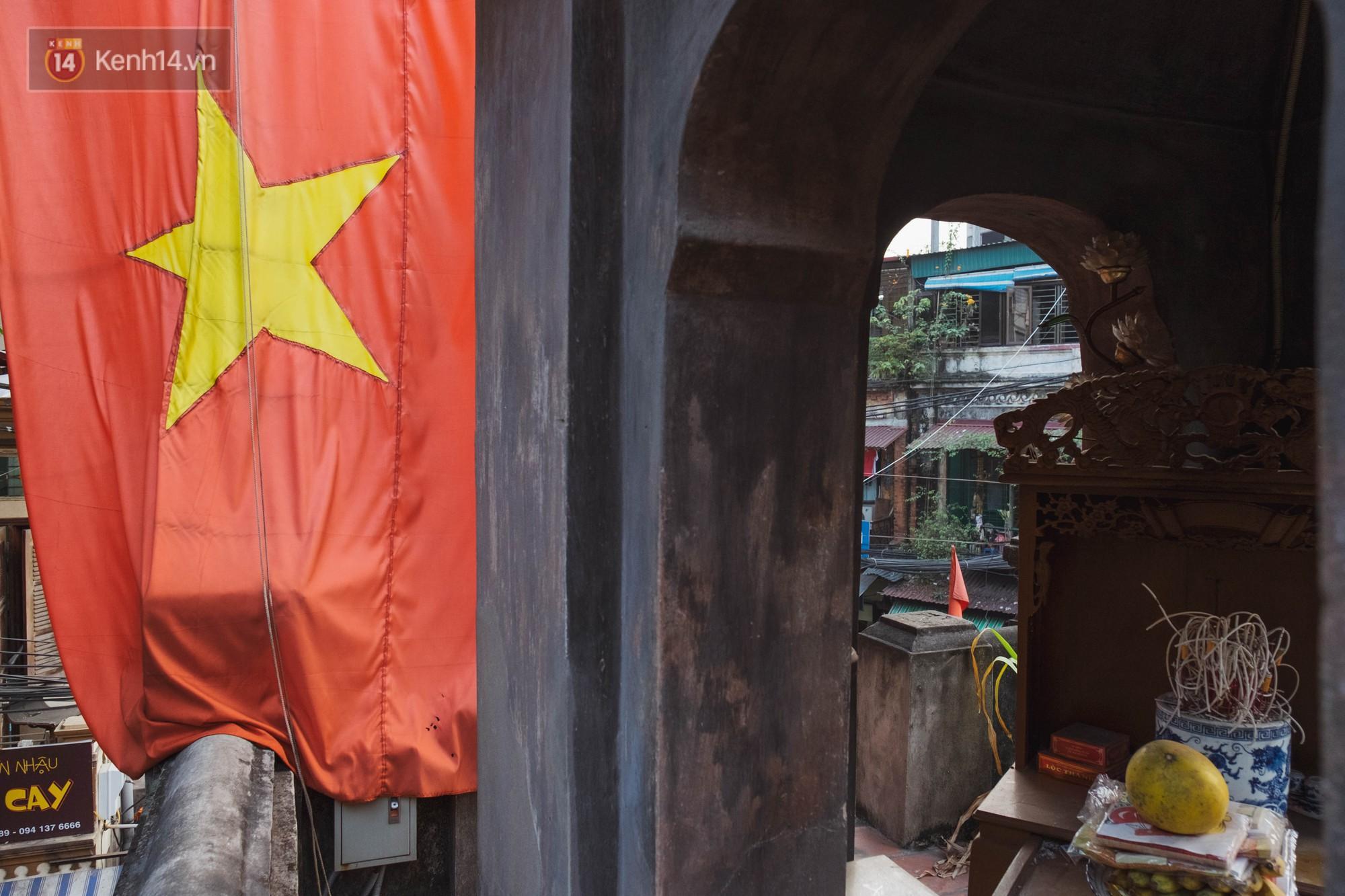 Chuyện người đàn ông ở Hà Nội 20 năm canh giữ cửa ô duy nhất còn lại của kinh thành Thăng Long xưa 9