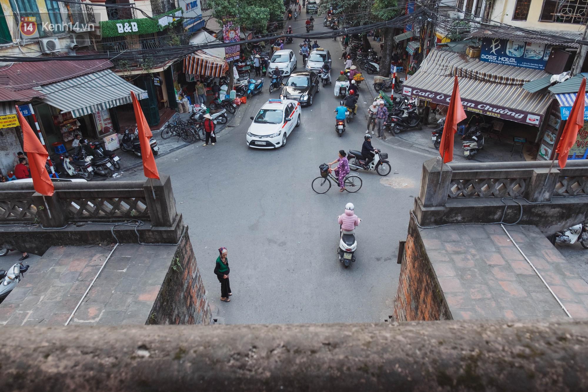 Chuyện người đàn ông ở Hà Nội 20 năm canh giữ cửa ô duy nhất còn lại của kinh thành Thăng Long xưa 3