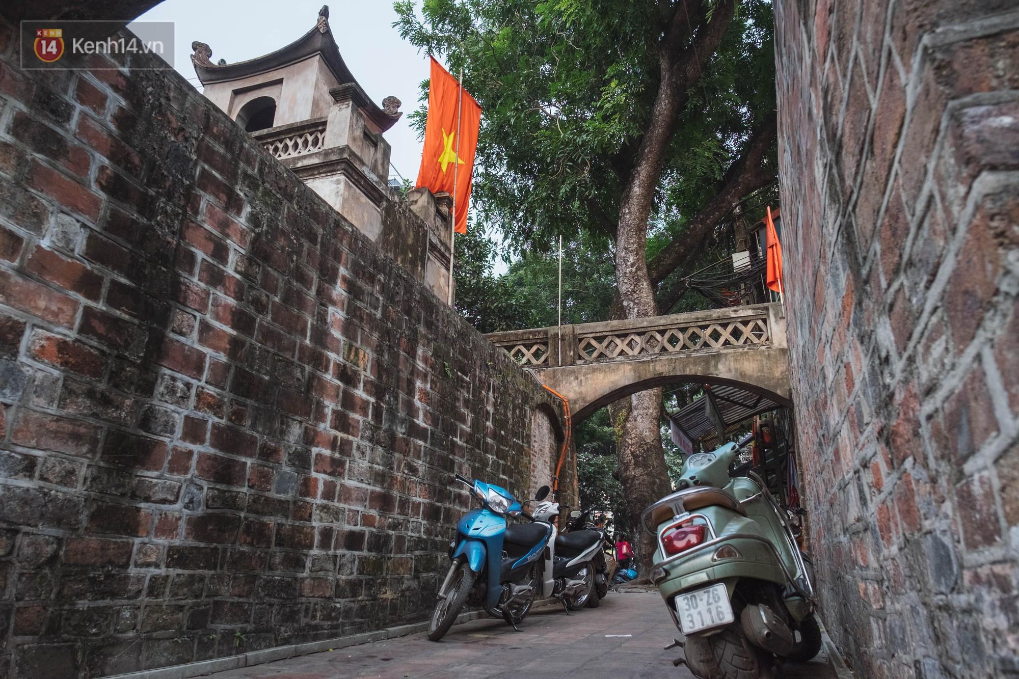 Chuyện người đàn ông ở Hà Nội 20 năm canh giữ cửa ô duy nhất còn lại của kinh thành Thăng Long xưa 7