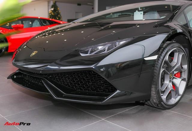 Lamborghini Huracan màu đen đầu tiên Việt Nam đã có chủ nhân 1