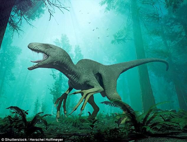 Phát hiện xác ướp giống khủng long 65 triệu năm trước 2
