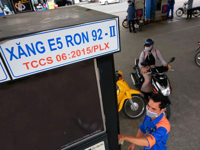 Hình ảnh Khai tử xăng A92, xăng E5 được bán đại trà số 2