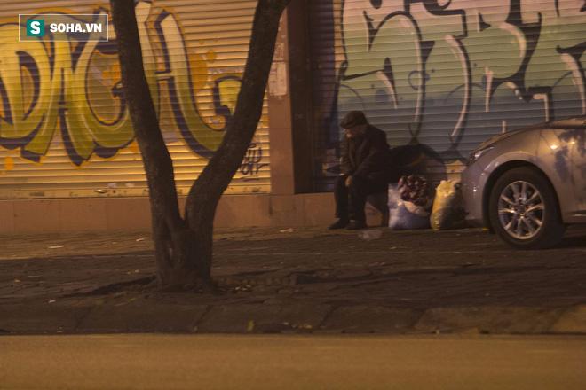 Người vô gia cư Hà Nội, những ngày giá lạnh này họ ở đâu? 9