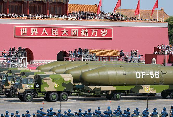 Trung Quốc được cảnh báo chuẩn bị cho chiến tranh hạt nhân 1