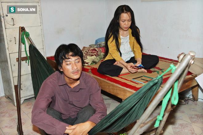 Việt Hương khắp người bầm tím, chân chảy máu vì đóng cảnh bị cưỡng bức 2