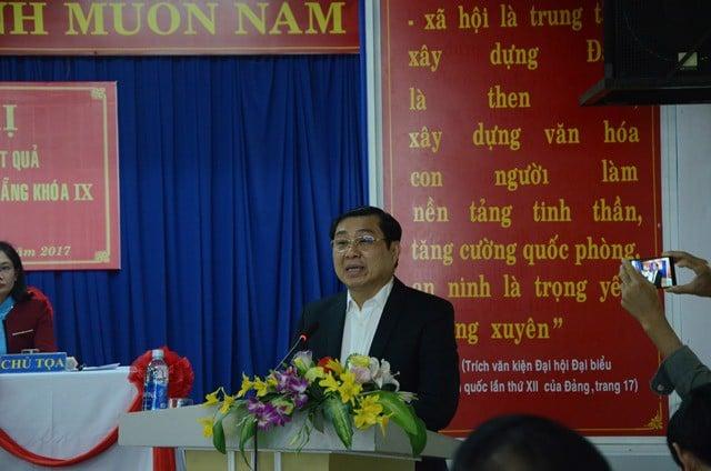 Cử tri Đà Nẵng khen ông Huỳnh Đức Thơ thân thiện, hay giúp đỡ hàng xóm - Ảnh 2.