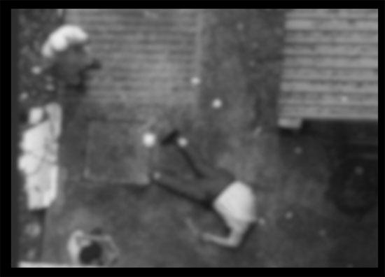 Người đàn ông rơi từ tầng 10 bệnh viện xuống đất tử vong 1