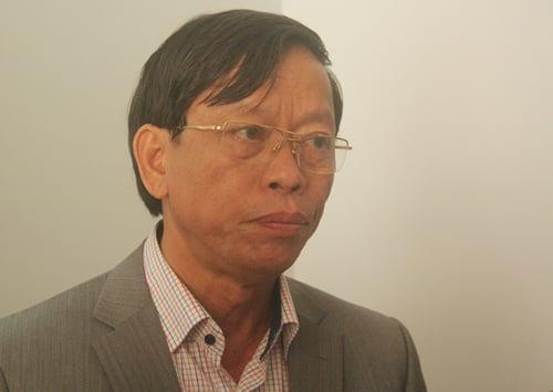 Nguyên Bí thư Quảng Nam: