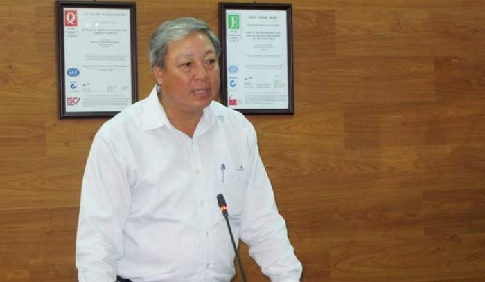 Tập đoàn Dầu khí Việt Nam lên tiếng về việc khởi tố ông Phan Đình Đức 1
