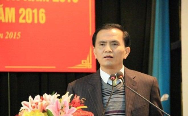 Vì sao sau khi bị kỷ luật, Phó Chủ tịch Thanh Hoá vẫn ký phê duyệt, cấp phép? 1