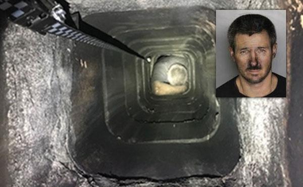 Đi ăn trộm bị kẹt trong ống khói, phải gọi cảnh sát giải cứu 1