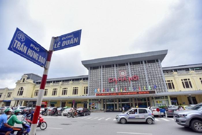 Bộ Xây dựng: Xây công trình 70 tấng khu vực Ga Hà Nội là chưa phù hợp 1