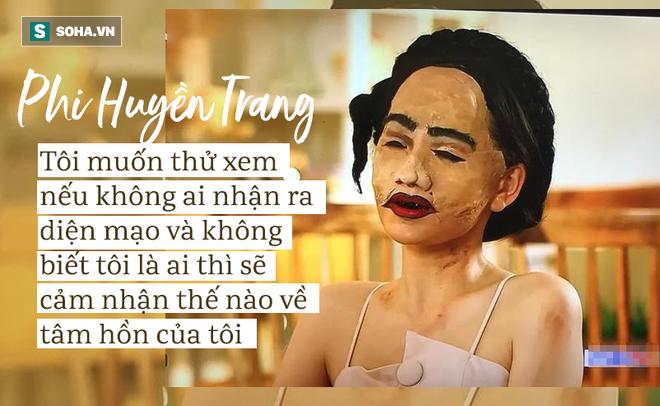 Bị chỉ trích chê bạn trai xấu nên không đến buổi hẹn hò, Phi Huyền Trang: Tôi đã làm đúng! 1