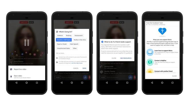 Facebook đã cho cảnh báo ý định tự tử: Tưởng nhỏ bé nhưng lại rất quan trọng, tránh được hậu quả muộn màng 1