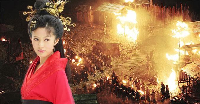 Mỹ nhân đầu tiên trong lịch sử Trung Hoa: Người khiến trái tim cả 6 bậc quân vương phải rung động và hết lòng chiều chuộng 2