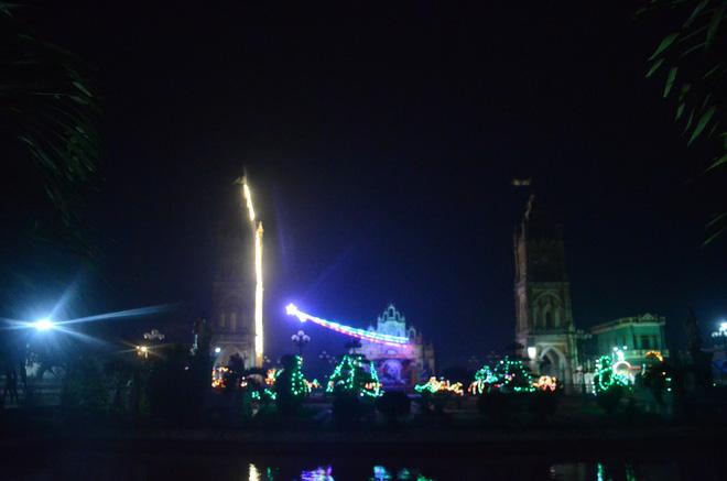 Mãn nhãn với những hang đá độc đáo chào đón Noel tại Nam Định 14