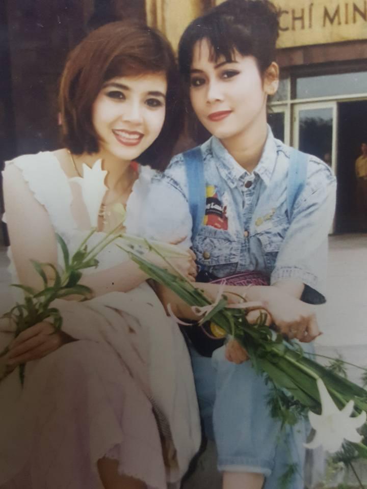 Ngắm lại hình ảnh một thời để nhớ của 'Em bé Hà Nội' Lan Hương 11