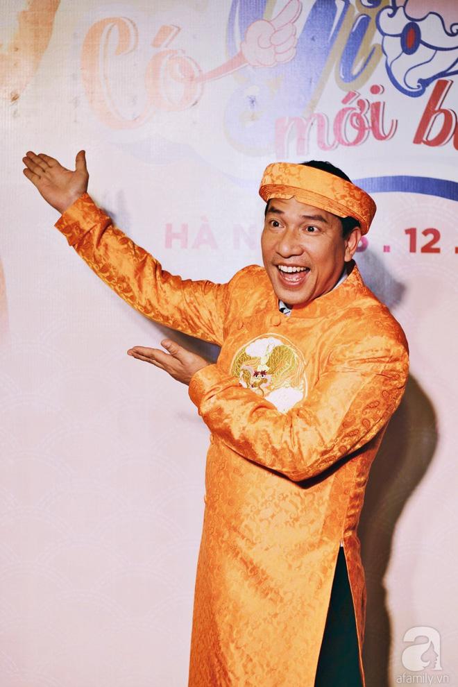 Quang Thắng nói về việc 'thay mới' dàn sao Táo quân: Diễn viên trẻ quá hời hợt, chỉ muốn xong việc để đi kiếm tiền! 1