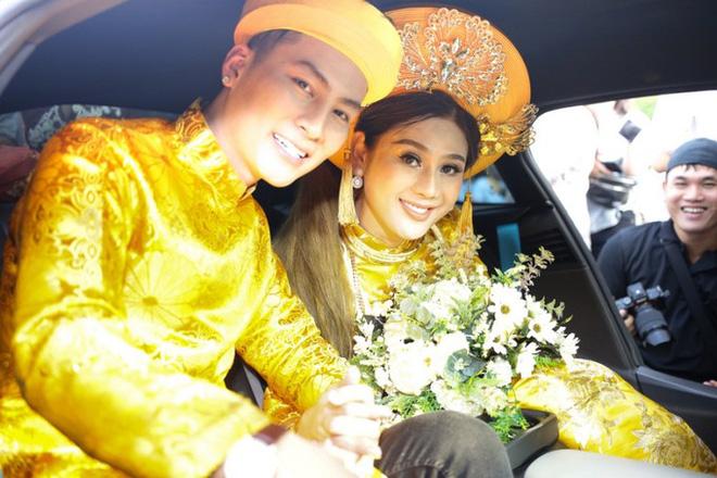 Mời 4 người yêu cũ dự cưới và những điều hy hữu, kỳ lạ trong đám cưới của Lâm Khánh Chi 1
