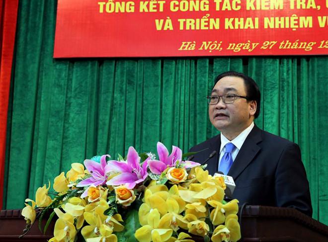 Gần 950 đảng viên ở Hà Nội bị kỷ luật trong năm 2017 1