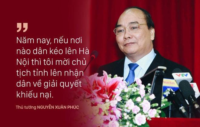 Những phát ngôn ấn tượng nhất của Tổng Bí thư và Thủ tướng trong cuộc họp Chính phủ 5