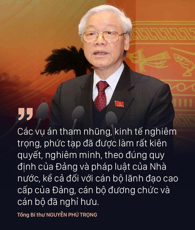 Những phát ngôn ấn tượng nhất của Tổng Bí thư và Thủ tướng trong cuộc họp Chính phủ 1