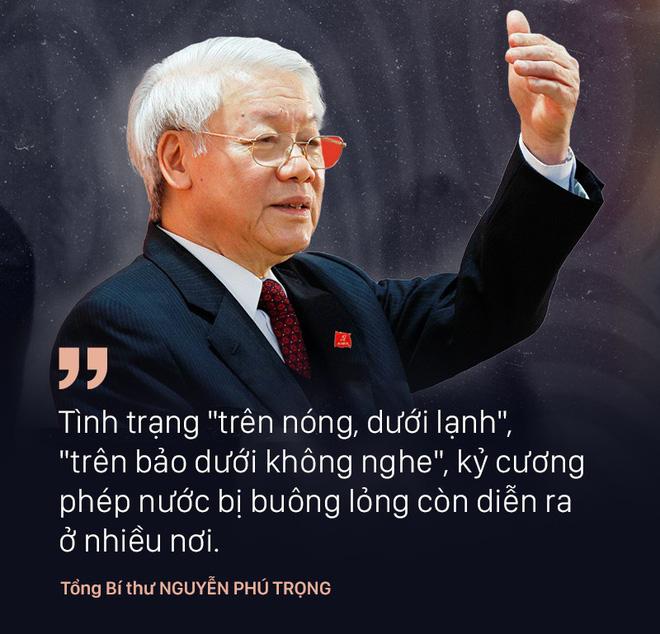 Những phát ngôn ấn tượng nhất của Tổng Bí thư và Thủ tướng trong cuộc họp Chính phủ 3