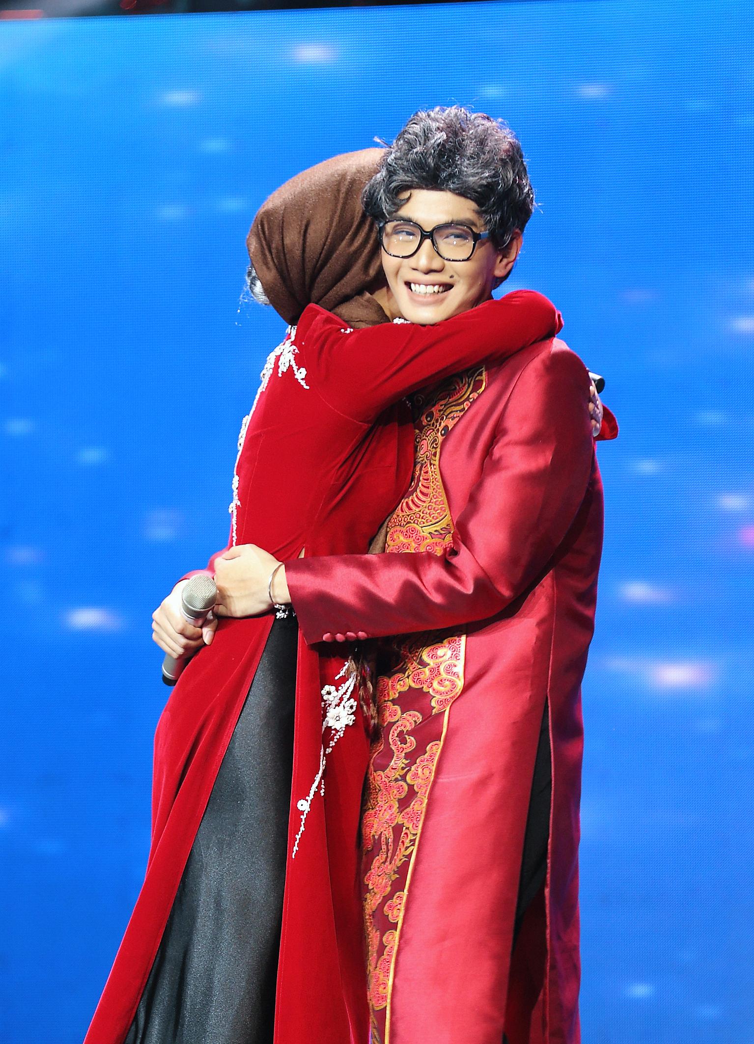 Cặp đôi hoàn hảo tập 12: Giang Hồng Ngọc tiếp tục đại thắng 3