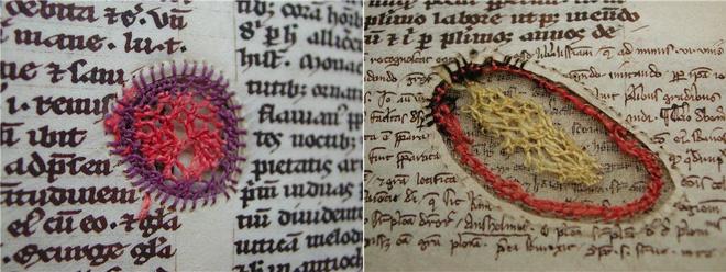 Nghệ thuật vá sách thời Trung Cổ: Sự sáng tạo tuyệt vời ai nhìn cũng phải trầm trồ 4