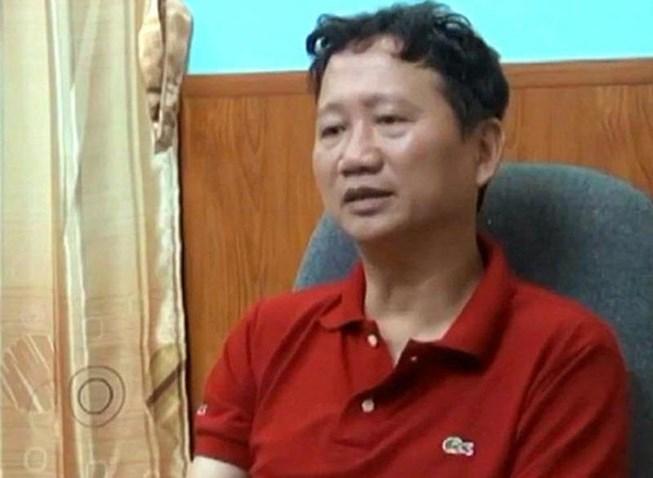 Trịnh Xuân Thanh bị truy tố tội tham ô vì nhận vali chứa 14 tỷ 1