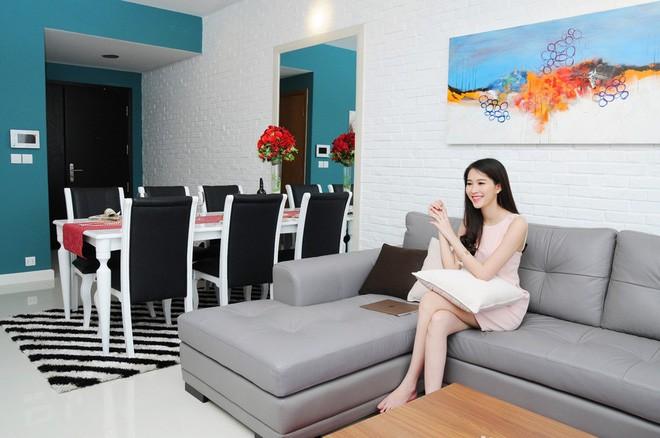 """Ngắm không gian sống của 3 hoa hậu """"ồn ào"""" nhất showbiz Việt năm 2017 16"""