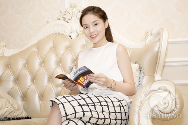"""Ngắm không gian sống của 3 hoa hậu """"ồn ào"""" nhất showbiz Việt năm 2017 9"""