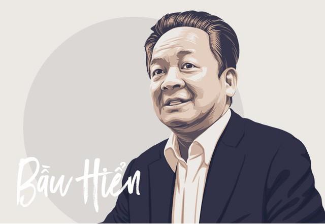 Bầu Hiển: Từ 'Chúa chổm' đến ông chủ ngân hàng và doanh nhân châu Á 12