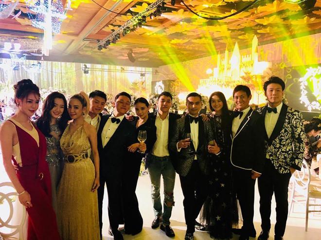 Tiết lộ đám cưới hoành tráng của thiếu gia tập đoàn Tân Hoàng Minh 1