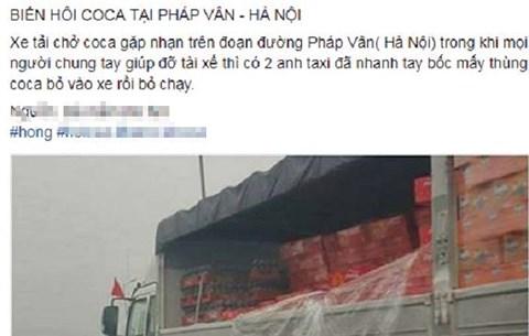Công an xác minh vụ tài xế taxi