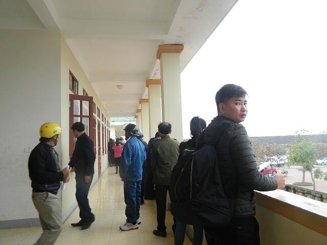 Hình ảnh Hà Tĩnh: Học sinh lớp 7 tự tử trong lớp học, để lại thư tuyệt mệnh số 2
