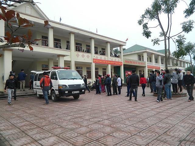 Hà Tĩnh: Học sinh lớp 7 tự tử trong lớp học, để lại thư tuyệt mệnh 1