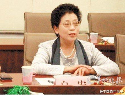 Bi hài những câu chuyện phía sau các nữ quan tham ở Trung Quốc 1