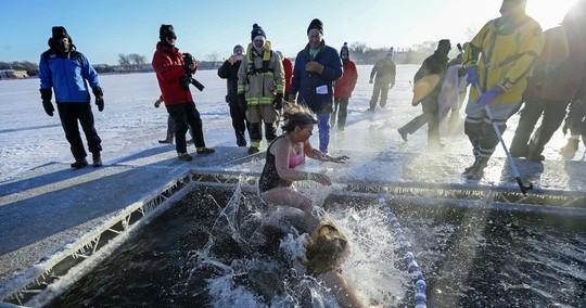 Bắc Mỹ lạnh tới -40 độ C, 9 người chết 2